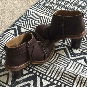 Anthropologie Shoes - Anthropologie Booties, Size 8.